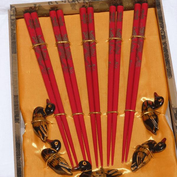 Jídelní hůlky z číny